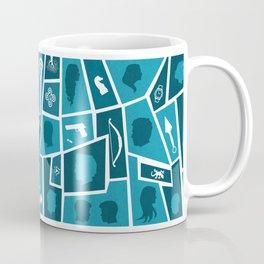 Teen Wolf: A Summary Coffee Mug