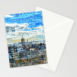 New York City Mosaic Stationery Cards
