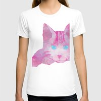 kit king T-shirts featuring Kit Kat by AlltheRowBoats
