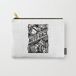 auto race Carry-All Pouch