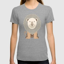 Whimsical Lion T-shirt