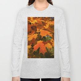 Autumnal Burst Long Sleeve T-shirt