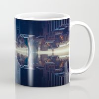 inception Mugs featuring Inception by Thomas Richter