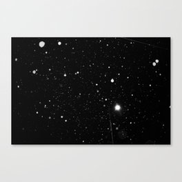 Some Kind of Midnight Canvas Print