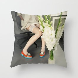 With love, your Love Throw Pillow