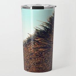 Thatched roof Travel Mug