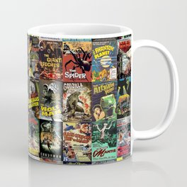 Monster Movies Coffee Mug