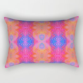 Varietile 47 (Repeating 1) Rectangular Pillow