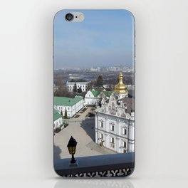Architectural constructions design iPhone Skin
