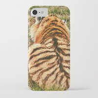 hobbes iPhone & iPod Cases featuring Hobbes.  by calvin./CHANCE
