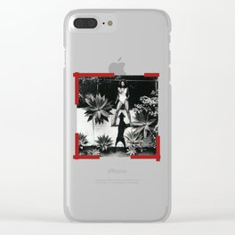 ''Star Struck Style'' Clear iPhone Case
