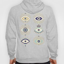Evil Eye Collection Hoodie
