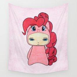 A Boy - Pinkie Pie Wall Tapestry
