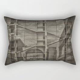 World of Tomorrow Rectangular Pillow