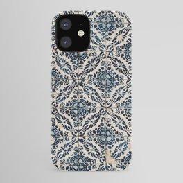 Azulejo IX - Portuguese hand painted tiles iPhone Case