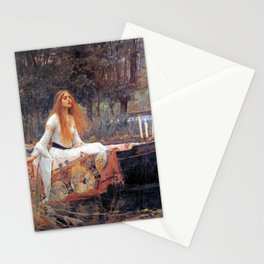 Lady Guinevere Stationery Cards