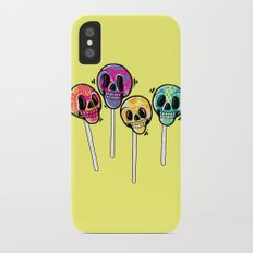 SKULL'ipops iPhone X Slim Case