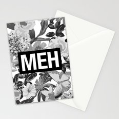 MEH B&W Stationery Cards