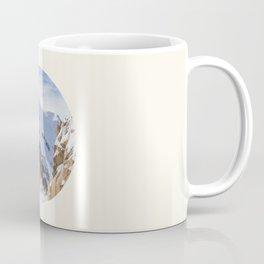 Rocky Snow Mountain Coffee Mug