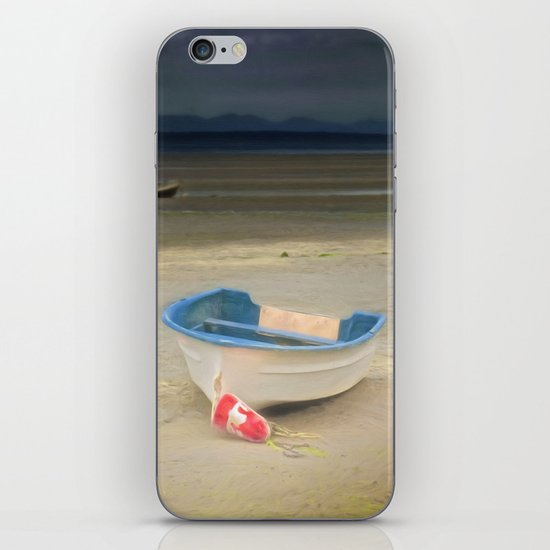 White Storm iPhone & iPod Skin