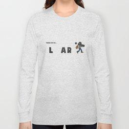 Liar Long Sleeve T-shirt