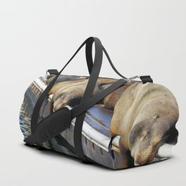 Sleeping Beauty Duffle Bag