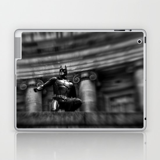The Dark Knight Rising? Laptop & iPad Skin