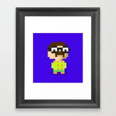 The Bitles - John Framed Art Print
