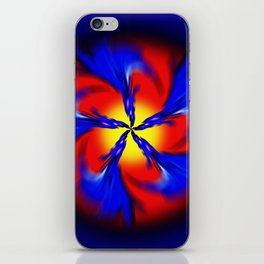 Abstract Perfection 34 iPhone Skin