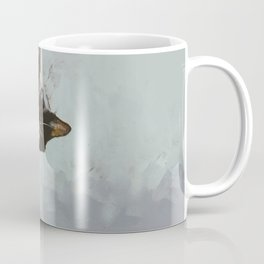 Black Cat Etude II Coffee Mug