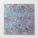 Detailed square, grey'n wedgwood by camcreative