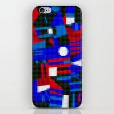 Lego: Abstract iPhone & iPod Skin