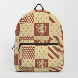 House of the Lion Backpack