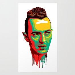 Joe Art Print