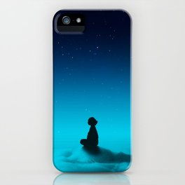 Cloud Rider Star Series iPhone Case