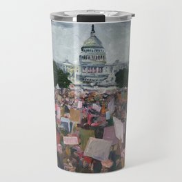 Women's March Travel Mug