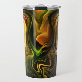 Western Trail Buffs Travel Mug