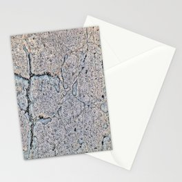 Stone Texture #3a Stationery Cards