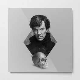 The high-functioning sociopath Metal Print