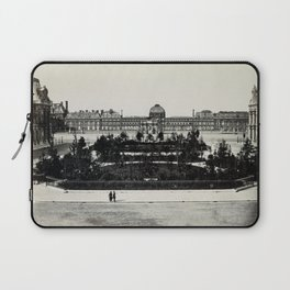 Tuileries from the Louvre Laptop Sleeve