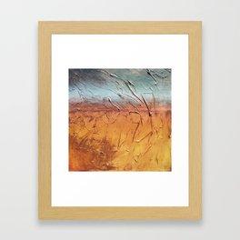 Horizon 9 Framed Art Print