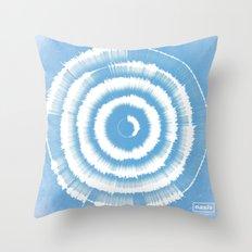 Oasis, Wonderwall - Soundwave Art Throw Pillow