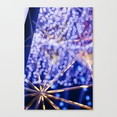 Tokyo Confetti  Canvas Print