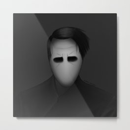 The Pale Emperor Metal Print