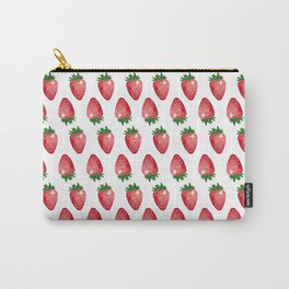 Dancing Strawberries Carry-All Pouch