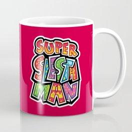 Super Siesta Man Coffee Mug
