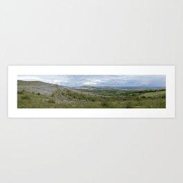 The Outer Edge Art Print