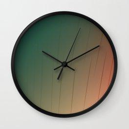 wild, design lines Cool Wall Clock