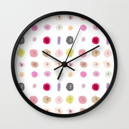 buttholes Wall Clock