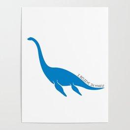 Nessie, I believe! Poster